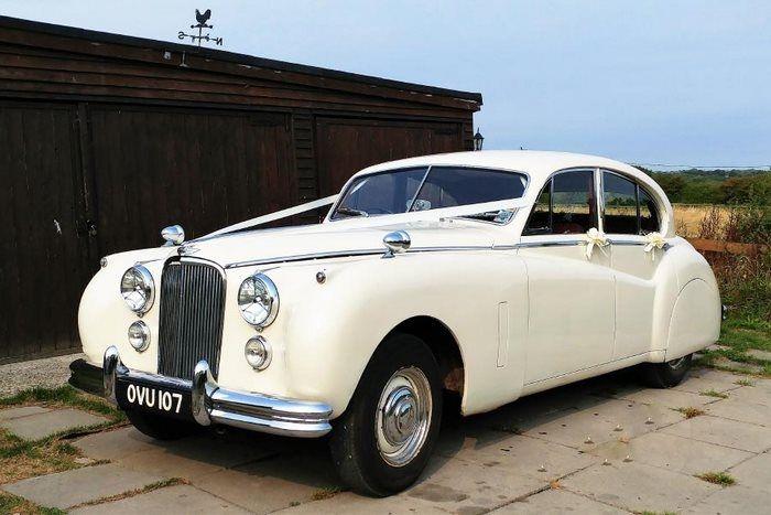 1954 Jaguar Mk7 Sports Saloon