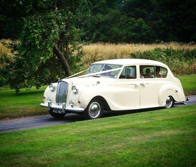 1958 Austin Princess Limousine