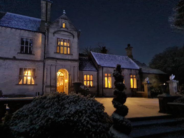Winter Bagden Hall 2
