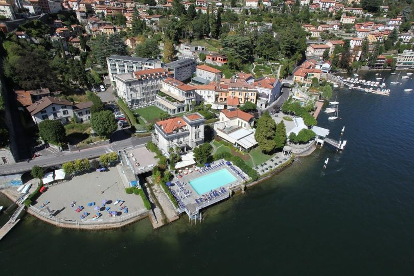 Grand Hotel Imperiale - above