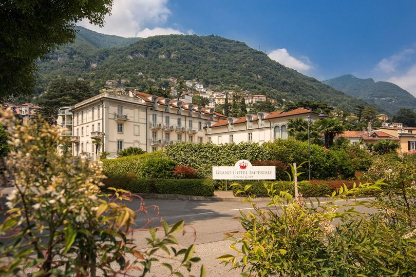 Grand Hotel Imperiale - View