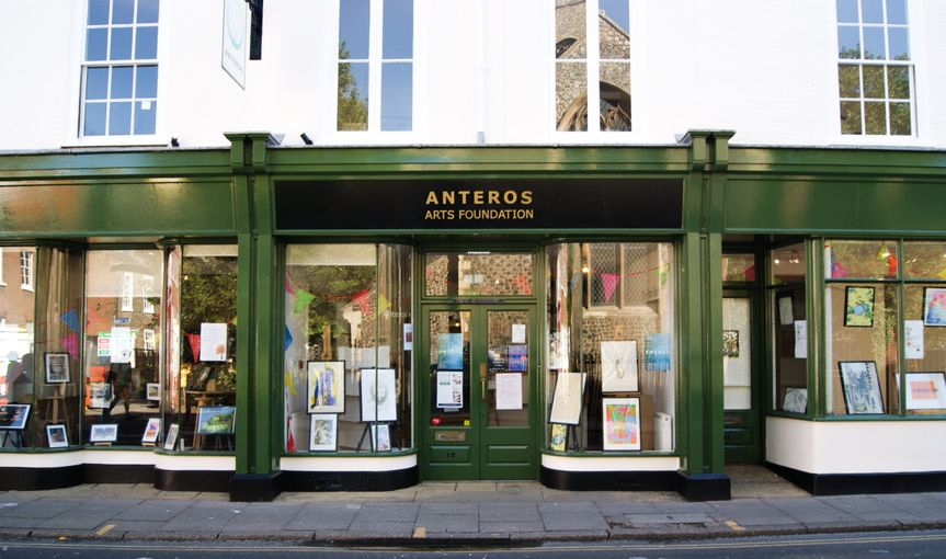 Anteros Front Windows