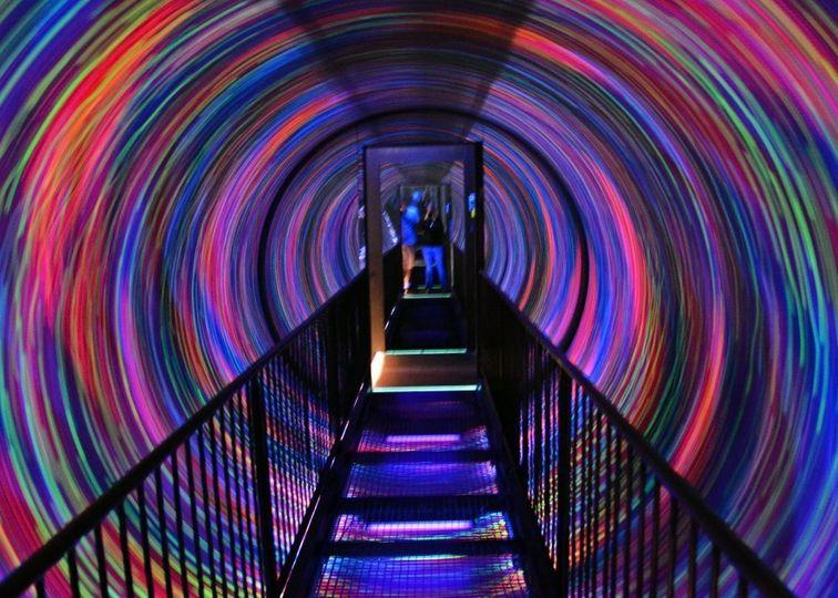 Get dizzy in Edinburgh