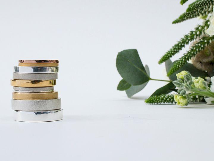 platinum gold rose gold palladiun designer wedding ring alice made this 4 155584