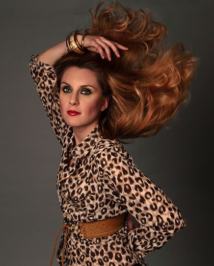 Make up for a Spanish Magazine