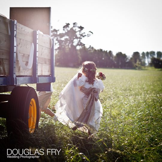 Douglas Fry Wedding Photographer