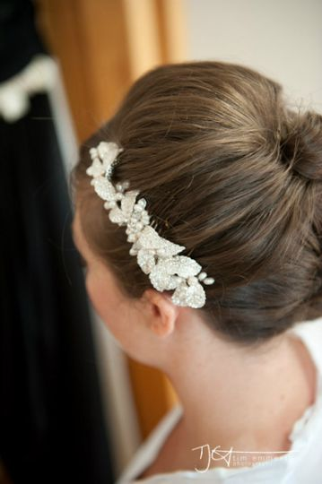 Stacy - Intricate Up do