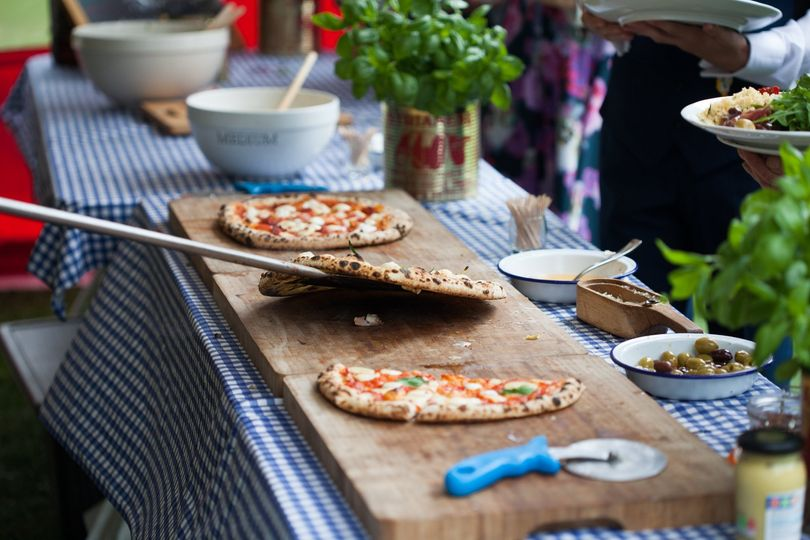 Catering The Pizza Project 28