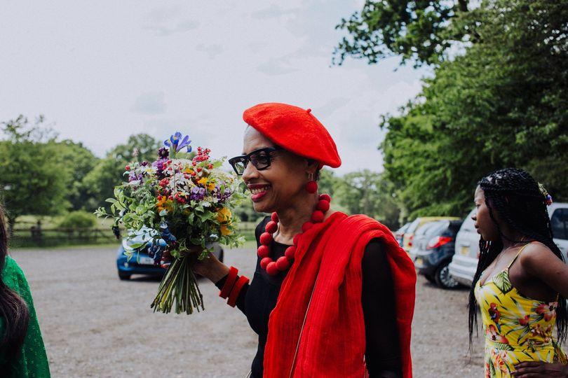Florist Blooming Green 23