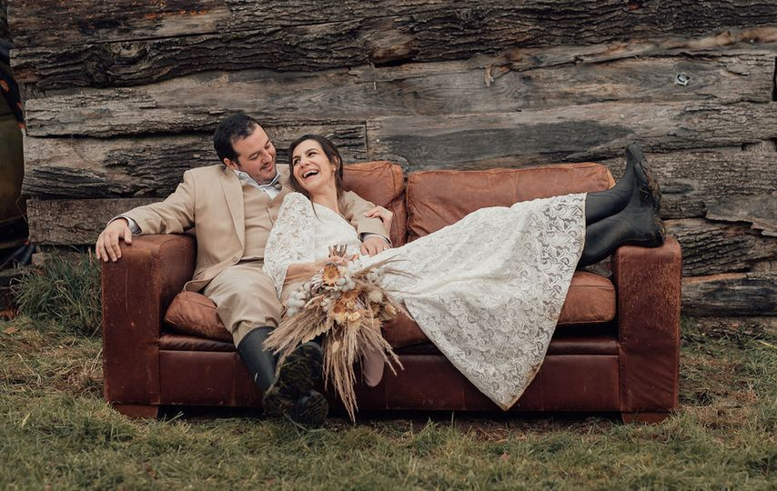 Fun and Quirky wedding shots