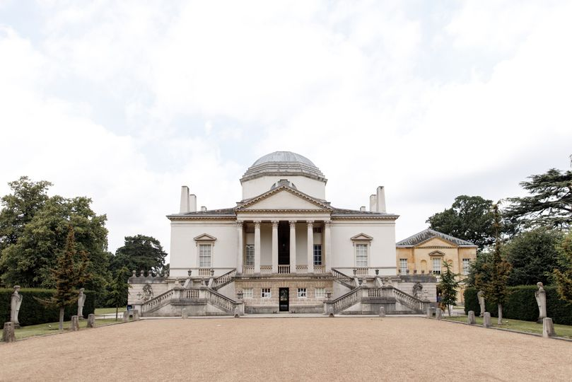 Chiswick House & Gardens Weddings - photography by Zehra Jagani