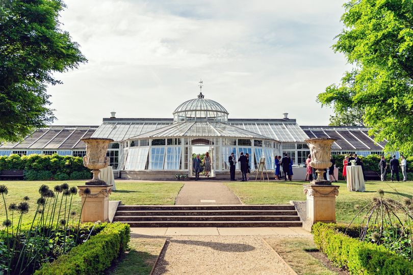 Chiswick House & Gardens Weddings - photography by byLumiere