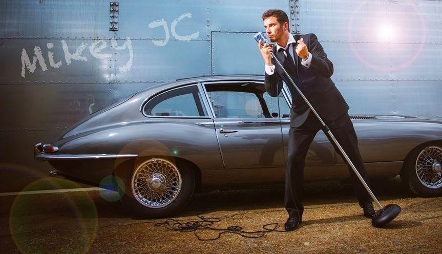 Entertainment Michael Bublé Wedding Singer - Mikey JC 3