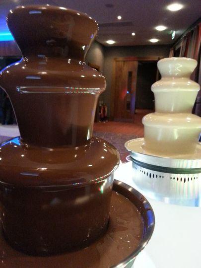 Only Belgium chocolate used