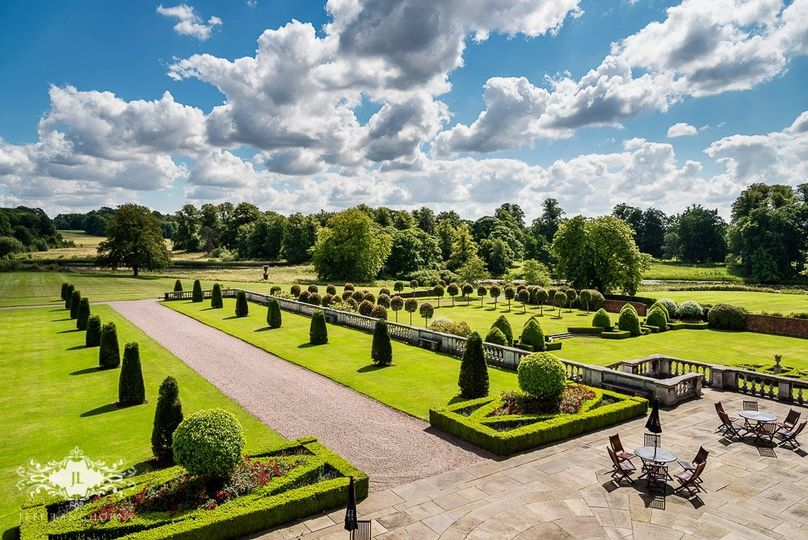 Knowsley Hall Gardens