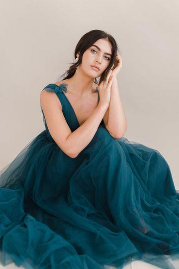 Grace in Emerald