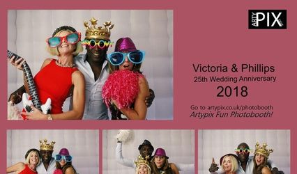 Artypix Inflatable Photo Booth 1