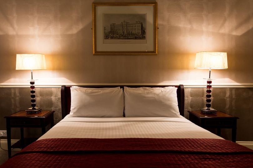 Crown Double Bedroom