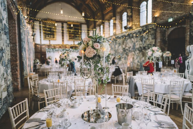 Hatfield House Wedding Venue Hatfield Hertfordshire Hitched Co Uk