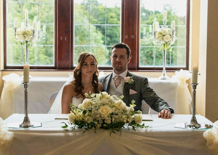 Civil Ceremony in the Oakwell Suite