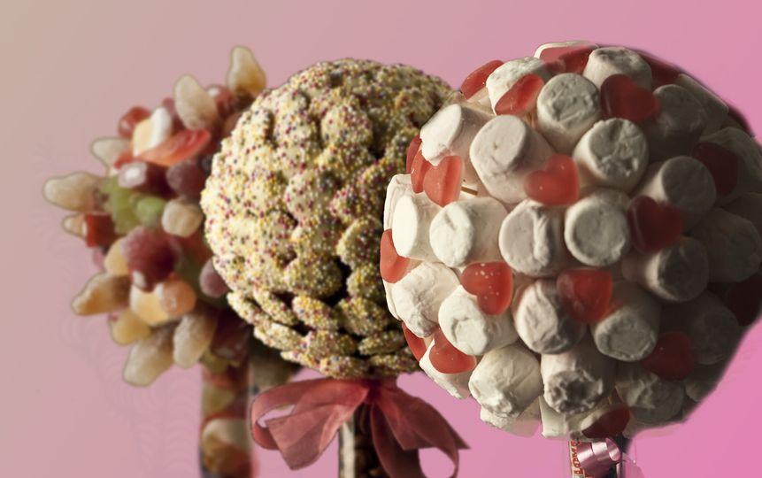 Stunning Sweetie Tree Decorations