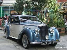 Wedding-decorated vehicle