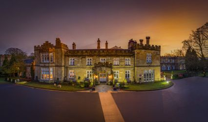Blackburn Dunkenhalgh Hotel & Spa 1