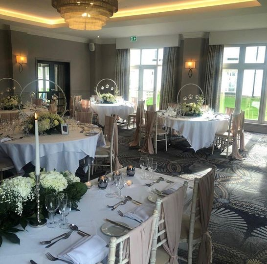The Refurbished Towneley Suite