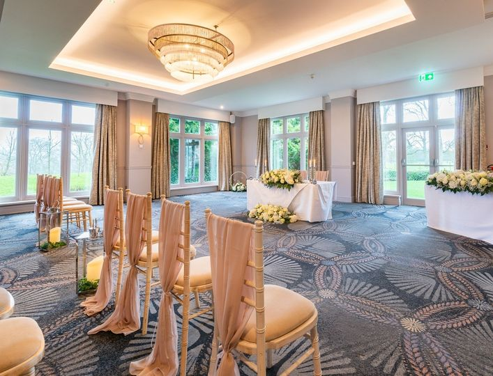 Towneley suite for civil ceremonies