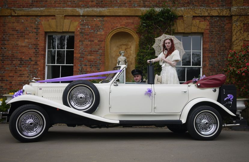 "Beauford Tourer ""Grace"" 4 door"