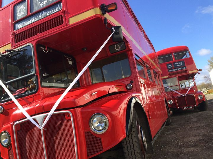 All Buses Beautifully Restored