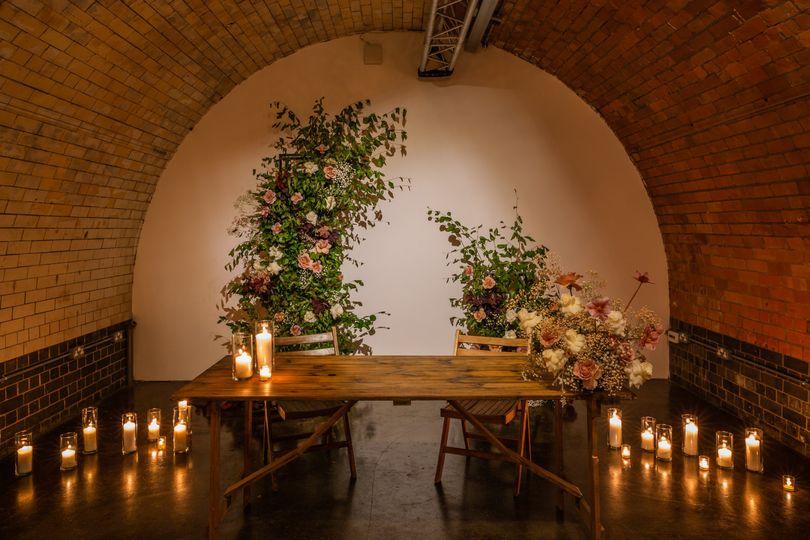 Wedding Registration Table