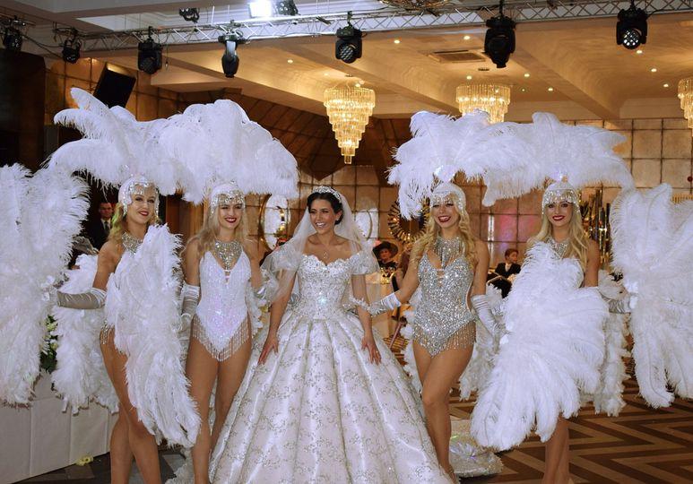 Wedding Dancers Wales