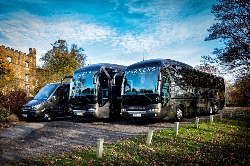 53,49,16 seat VIP coaches