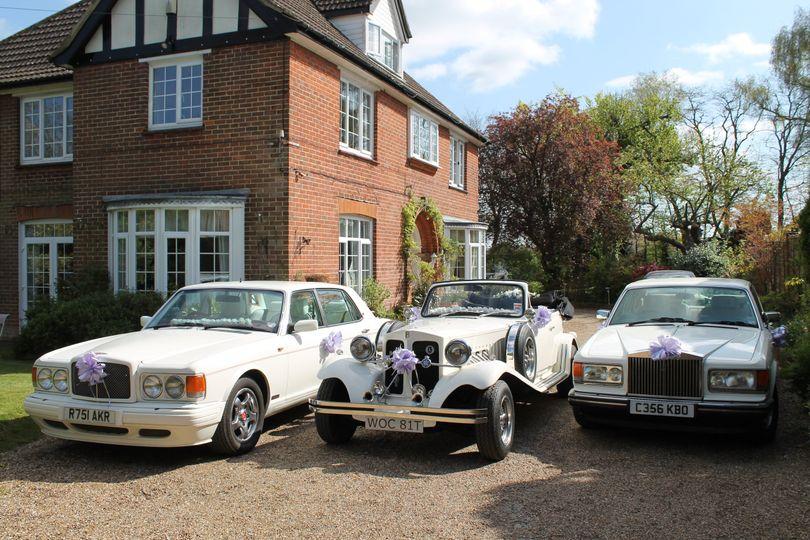 AOD Wedding cars