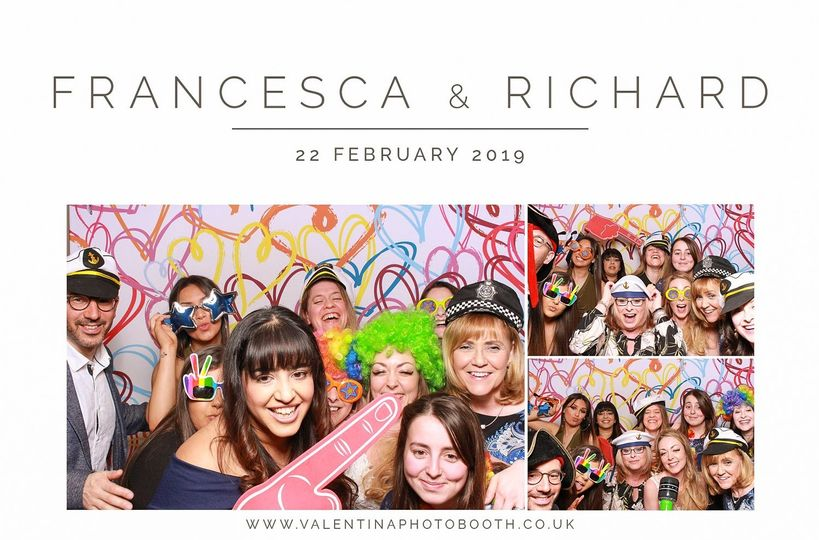 Photo Booths Valentina Photo Booth 17