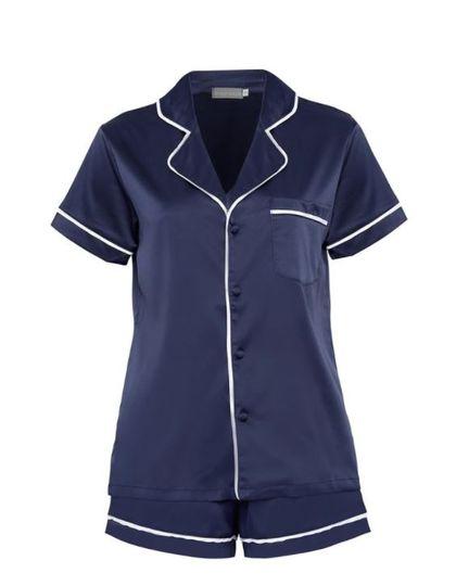 Navy Pyjama set