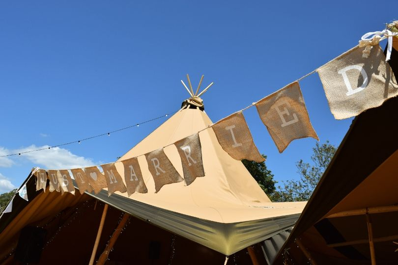 Marquee Hire Love Tipis 7