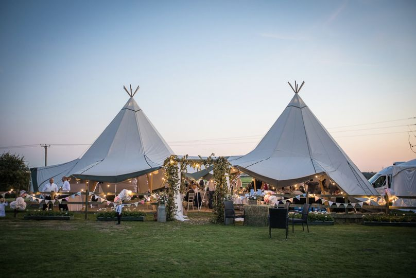 Marquee Hire Love Tipis 34