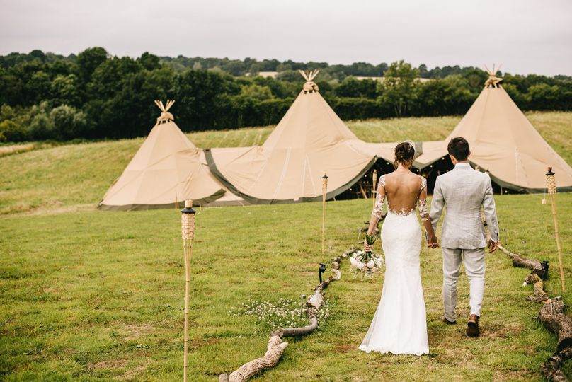 Marquee Hire Love Tipis 57
