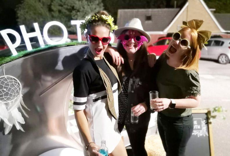 Pixie Booth Fun!
