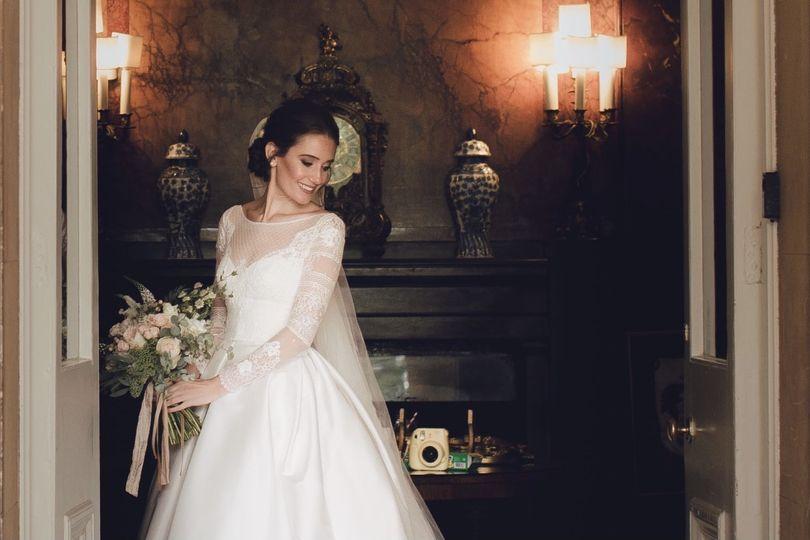 Chloe's wedding