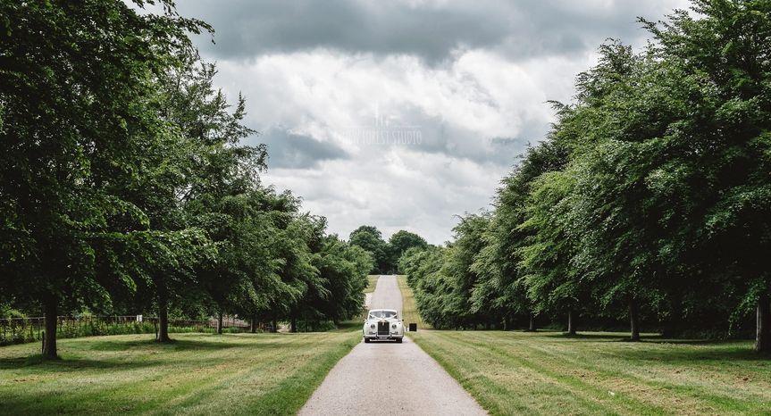 Larmer Tree Drive