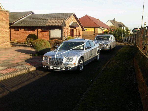 Chrysler 300c (Baby Bentley)
