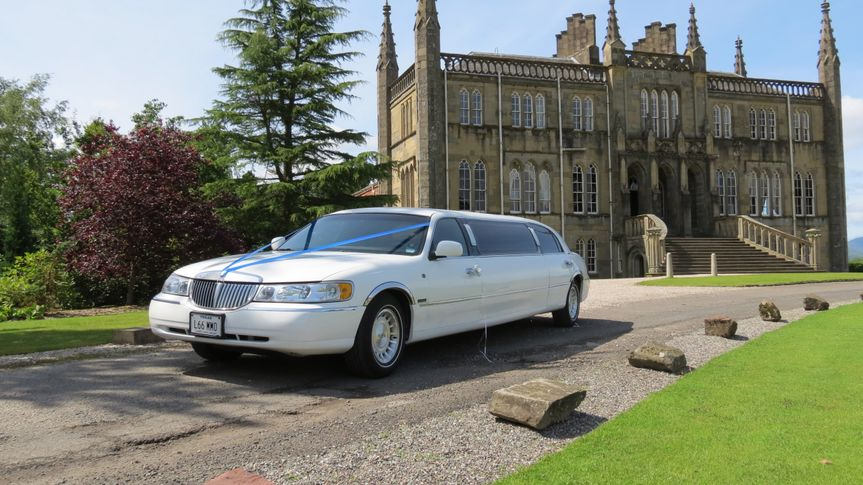 7 seater Limo
