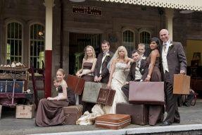 Station Wedding