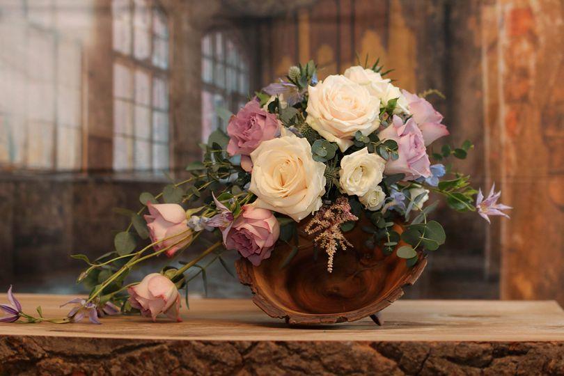 Classic tear drop bouquet