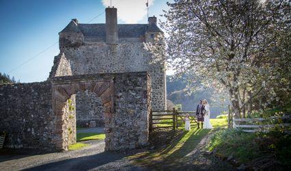 Neidpath Castle 1