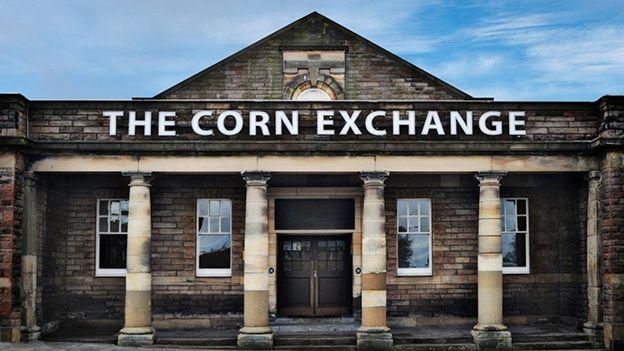 Edinburgh Corn Exchange 11