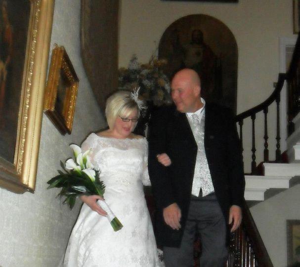 Victoria & Darren's Wedding